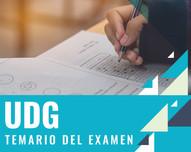 ¿Qué estudiar para el examen de la Universidad de Guadalajara?