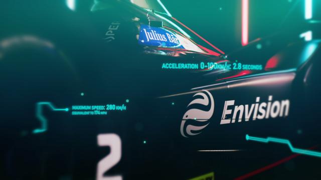 Virgin Racing S5 Launch
