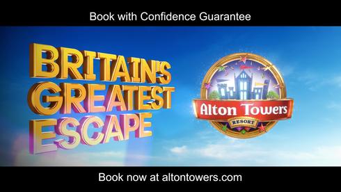 Alton Towers - Britains Greatest Escape