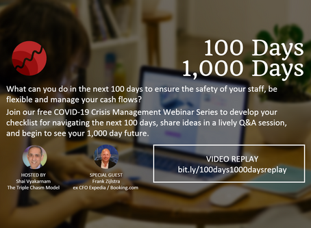 #100Days1000Days – Navigating your business through COVID-19 Webinar Recording
