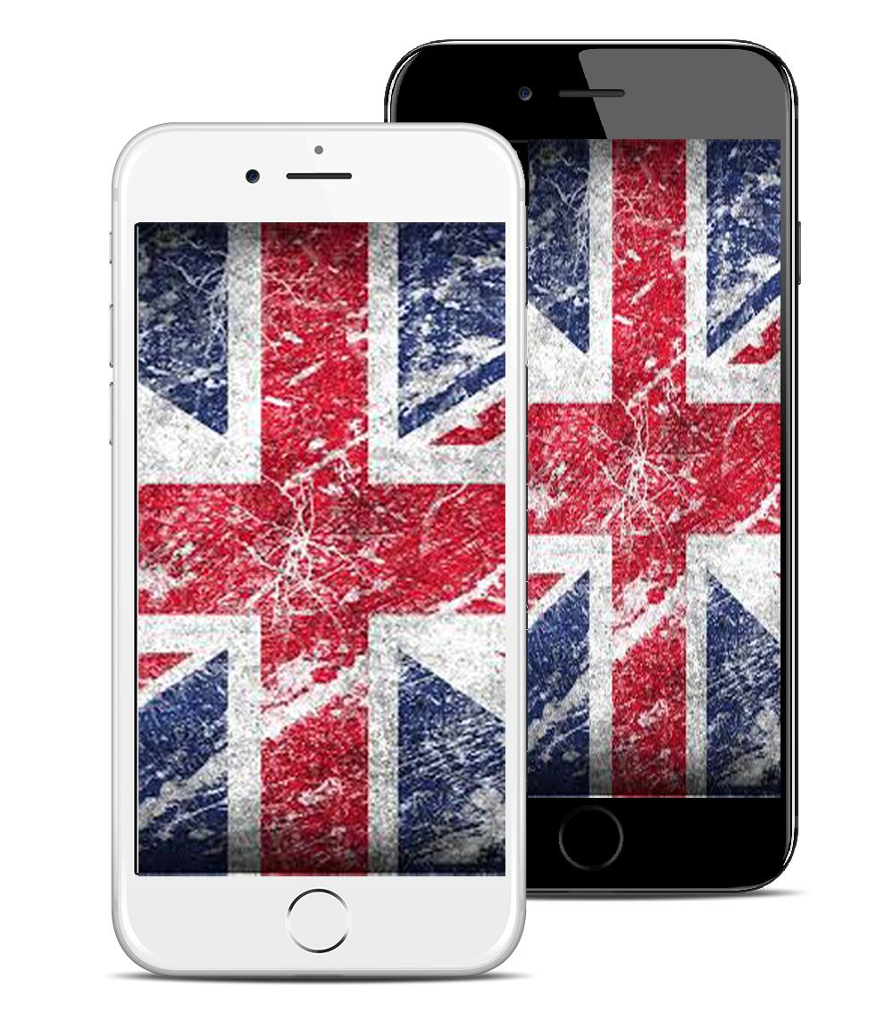 english phone