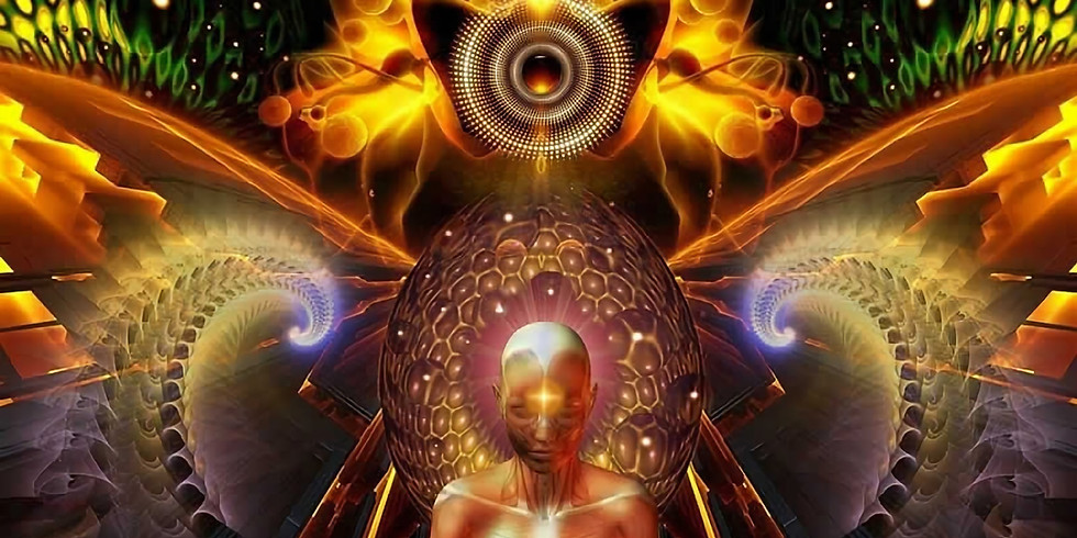 Eternal Divine Intelligence Activation: A Shamanic Journey to the Deep Self Transformation