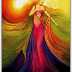 Solar Feminine Christ