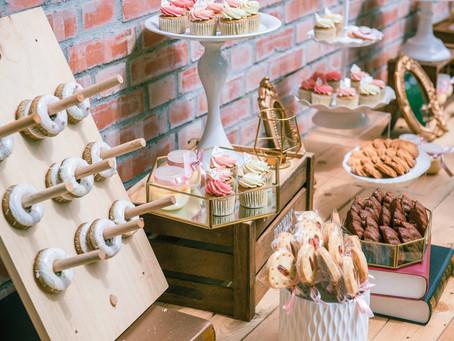 Candy Bar 甜品台訂購注意事項
