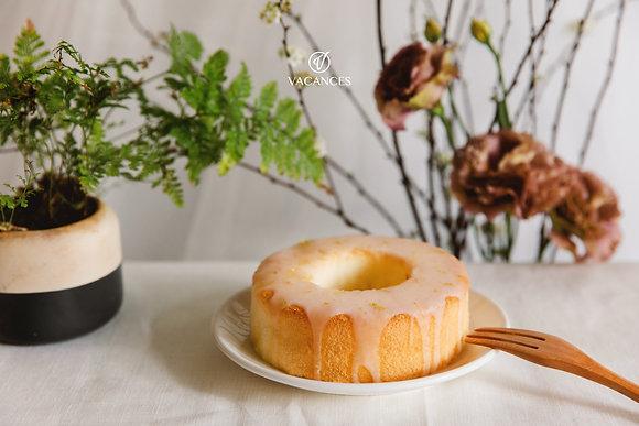 檸檬糖霜戚風 - 彌月蛋糕