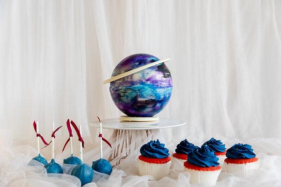 夢幻星球-造型蛋糕