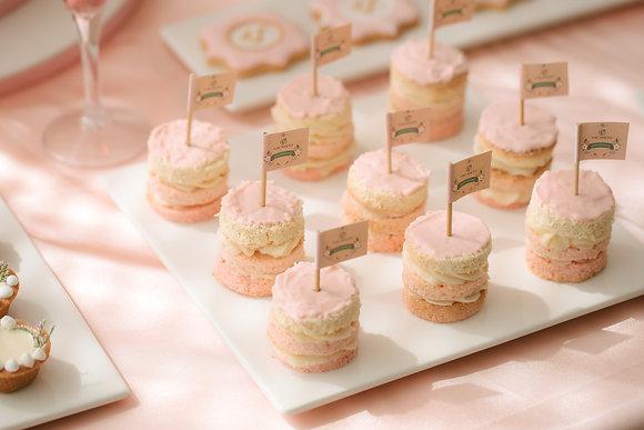 mini裸蛋糕