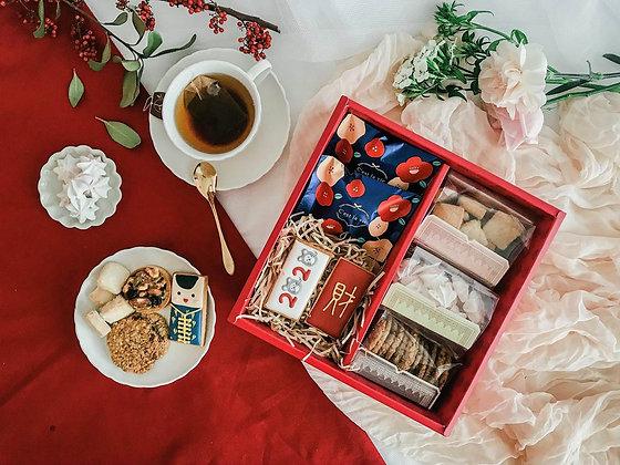 新年禮盒 - 2020招財糖霜餅乾
