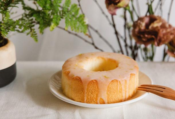#彌月蛋糕 #檸檬戚風蛋糕 #VACANCES 彌月