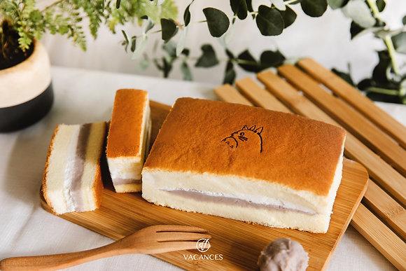 鮮芋泥夾心彌月蛋糕