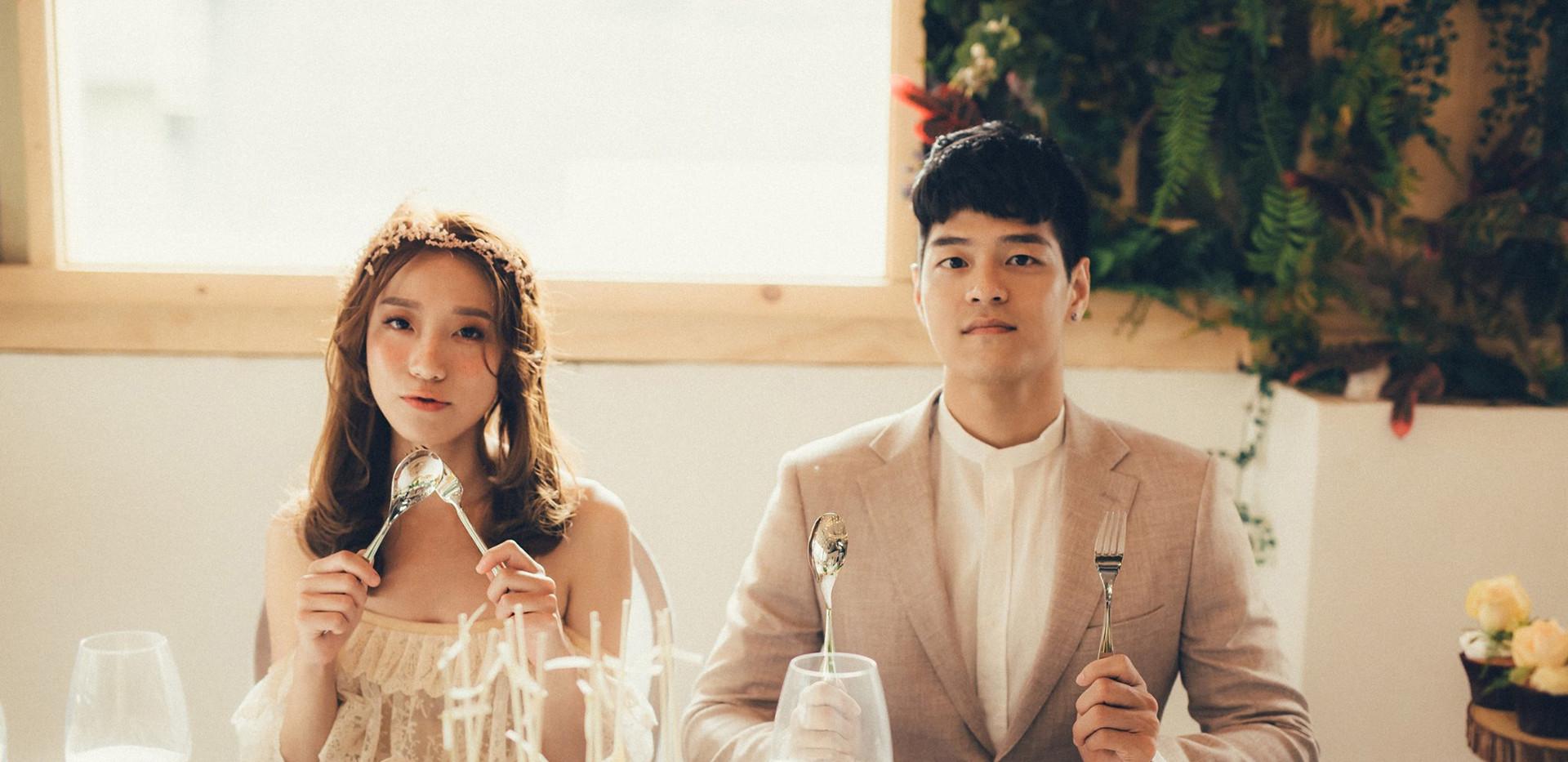歐式婚禮_CandyBar