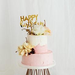 二八年華-造型生日蛋糕