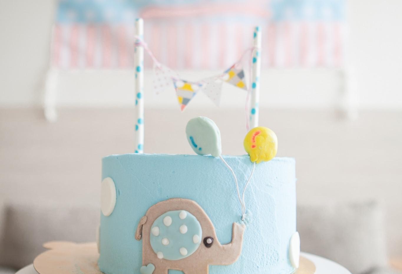 藍色小象派對包