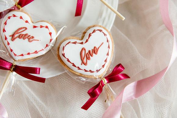 糖霜棒棒糖 - love愛情來了