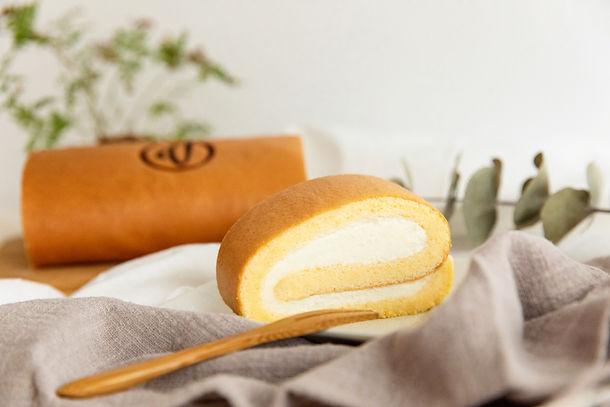 #彌月蛋糕 #奶香生乳捲 #VACANCES 彌月蛋糕