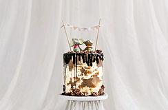 巧克力莊園-奶油霜蛋糕