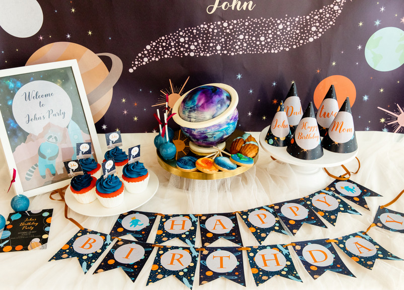 夢幻星球DIY派對包