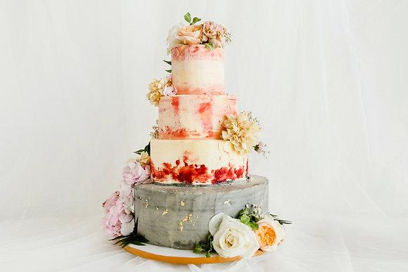 情定花海-婚禮蛋糕