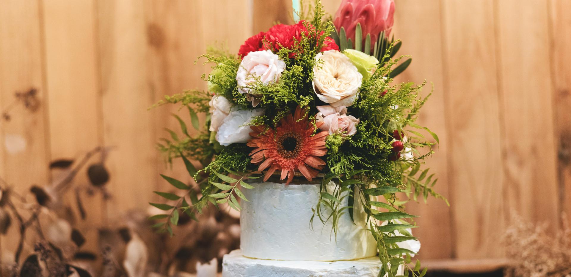 古典美婚禮甜品台