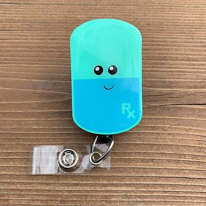Pill Badge Reel