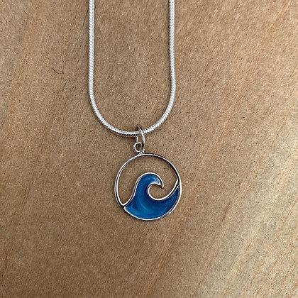 Wave Necklace #5
