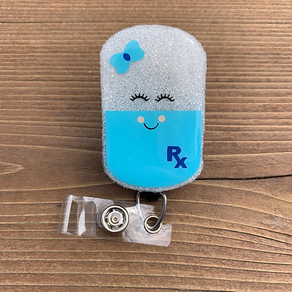 Pill Badge Reel