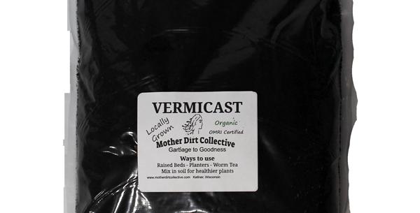 Vermicast - 1 Gal