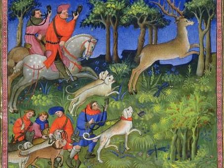 Historias de perros. El perro en la Edad Media.