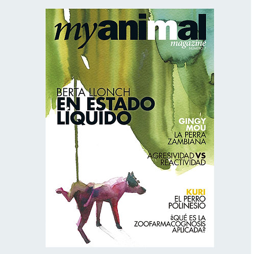 N7 Myanimal Magazine