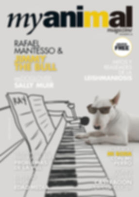 Revista perros Myanimal Magazine