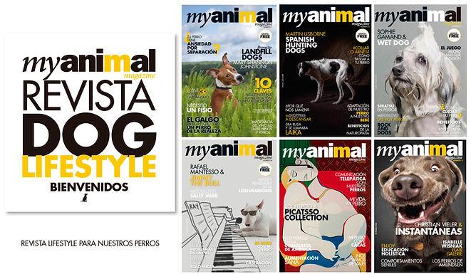 Revista perros España