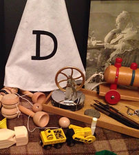Hands On History | Victorian Classroom, Toys, And Trains