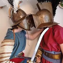 Hands On History   Gladiators