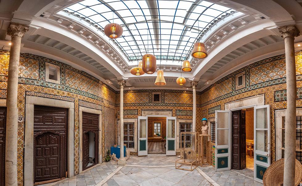 Incubateur Minassa - Medina Tunis