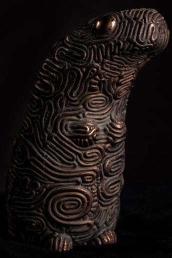 creature bronze