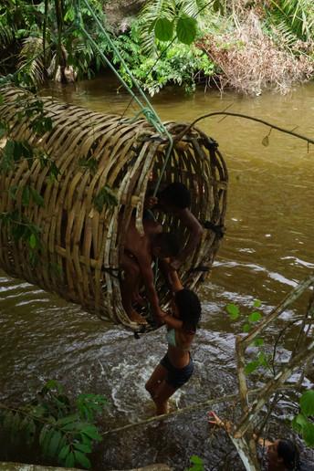 batyskaf bambusowy