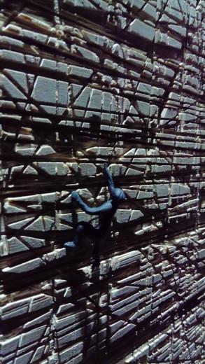 Zdobywając wschodnią ścianę Czangabumbury