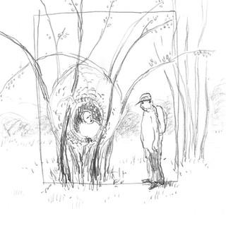 Jan Sajdak Badylarkowanie 2  rysunek 20