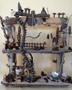 Fairy House / Woodland scene