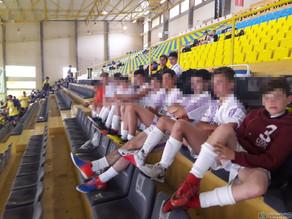 Equipa de Futsal do Agrupamento  sagrou-se vice campeã Regional do Norte.