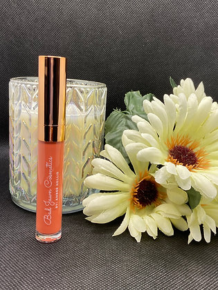 Peach Passion Matte Liquid Lipstick
