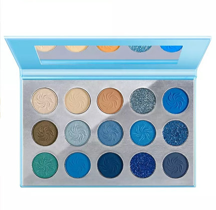 Blue Skies Eye Shadow Palette