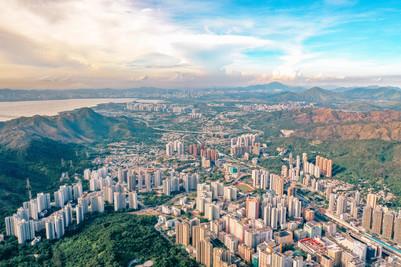 Castle Peak to Hong Kong's Grand Canyon