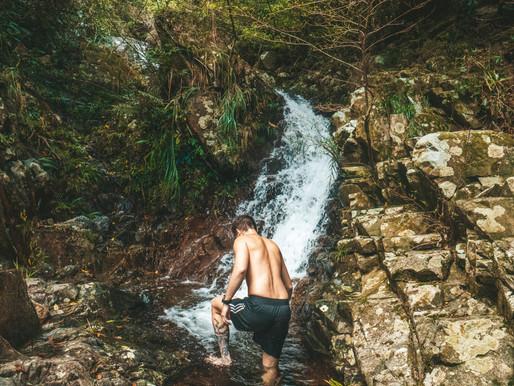 Tai Yuen Waterfalls to Tai Mo Shan