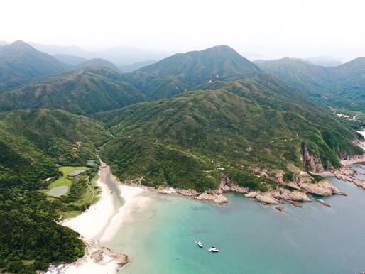 Sheung Luk Stream to Sai Wan Beach