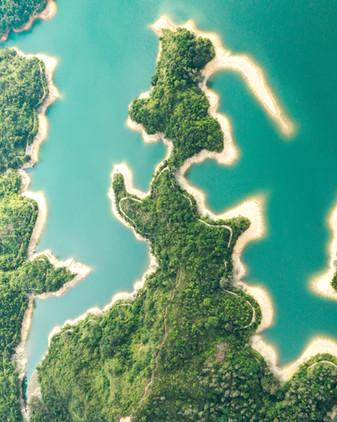 Ng Tung Chai Waterfalls to Shing Mung Reservoir