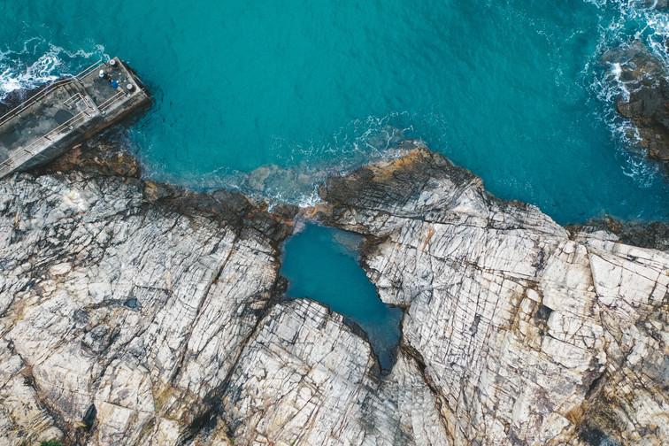 Ap Lei Chau Coasteering and Rock Pool