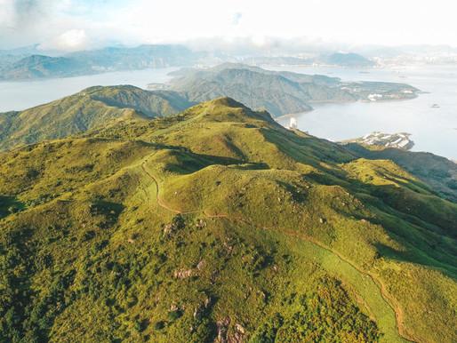 Mui Wo to Discovery Bay Ridge Trail