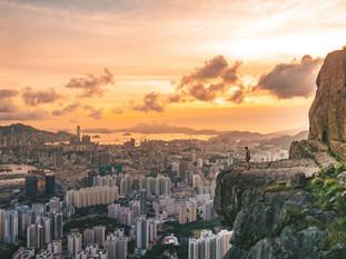Kowloon Peak to Suicide Cliff