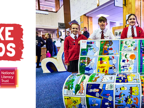 BookBenches are coming to Stoke-on-Trent!